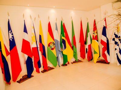 sala da bandeira