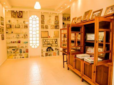 sala da memoria - recordações